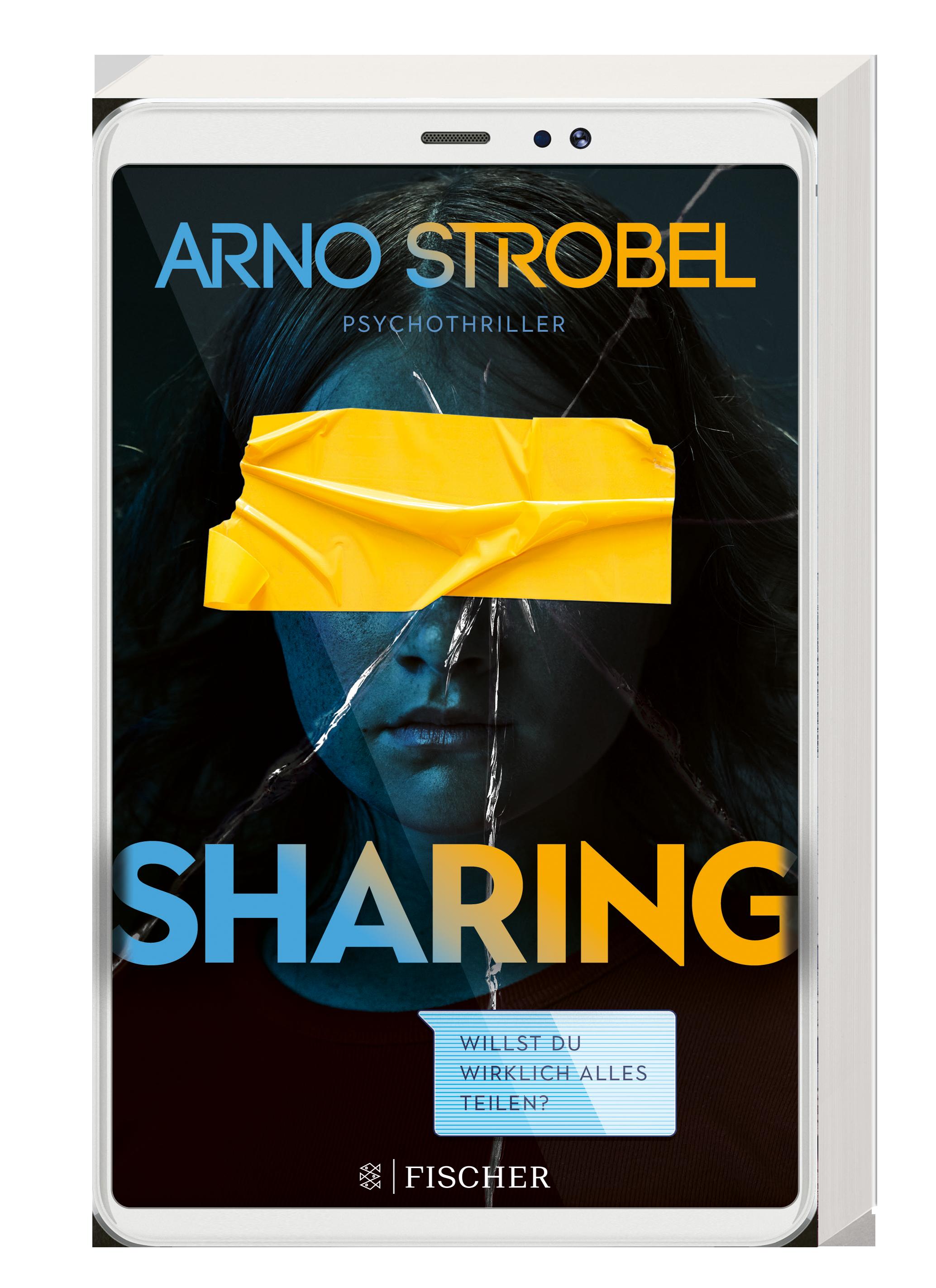 Sharing Arno Strobel Buchcover
